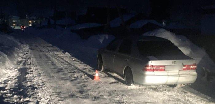 Шестилетнего мальчика сбила машина в Кызыл-Озеке