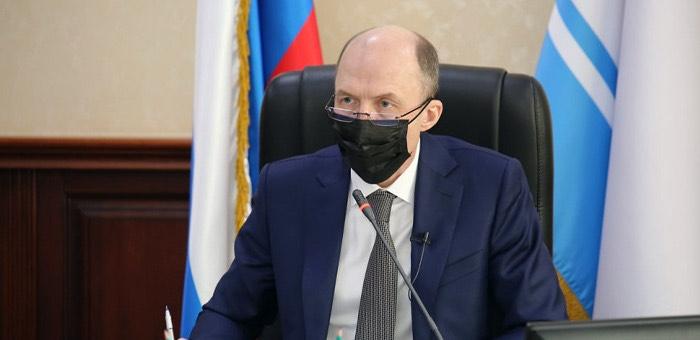 Глава республики поблагодарил силовиков за выявление коррупционных преступлений