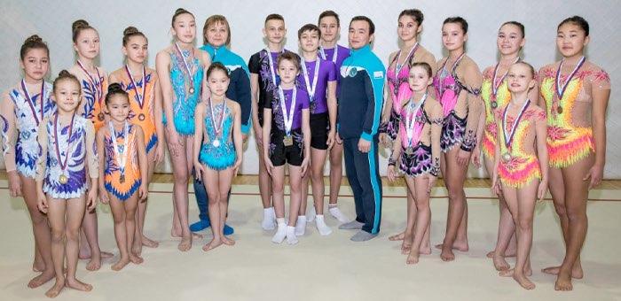Спортсмены из Горно-Алтайска стали призерами первенства Сибири по спортивной акробатике