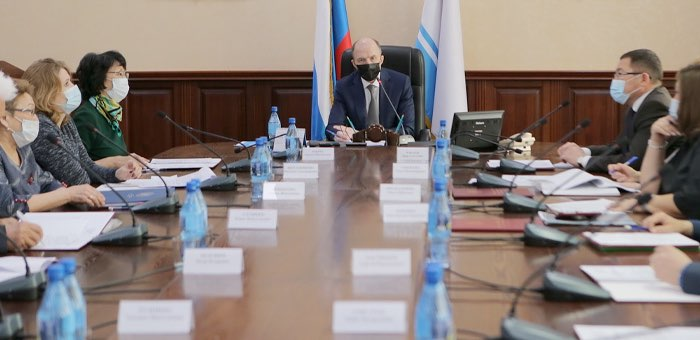 Заседание совета по делам коренных малочисленных народов прошло в Горно-Алтайске