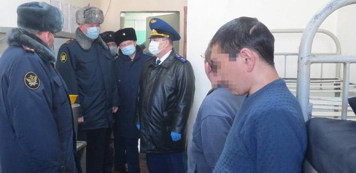 Прокурор нашел в СИЗО нарушения гигиенических и санитарных требований
