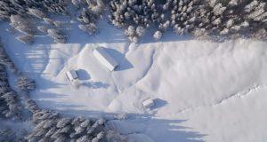 Запасы воды в снеге превышают показатели прошлых лет