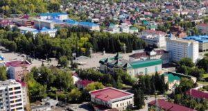 Комфортная городская среда: в Горно-Алтайске планируют обновить центр города