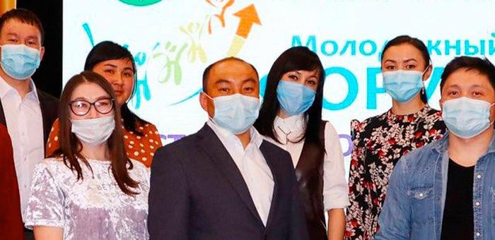 В Усть-Кане прошел Молодежный форум