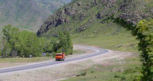 В Республике Алтай отремонтируют 45 км Чуйского тракта