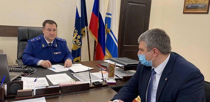 Прокурор объявил министрам предостережения