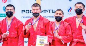 Уроженец Балыкчи второй раз стал чемпионом мира по боевому самбо