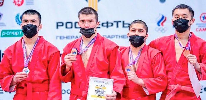 Уроженец Балыкчи — победитель Кубка мира по боевому самбо