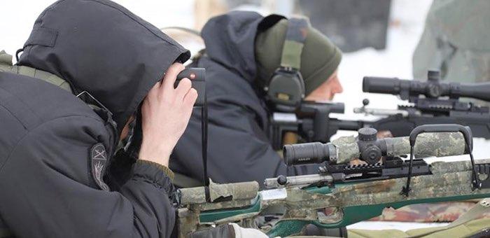 Горно-алтайский ОМОН отличился на соревнованиях снайперских пар