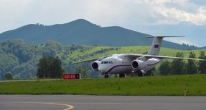 Аэропорт Горно-Алтайска переходит на летнее расписание
