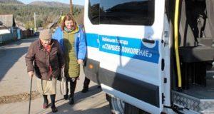 347 пожилых людей доставили мобильные бригады в больницы в этом году