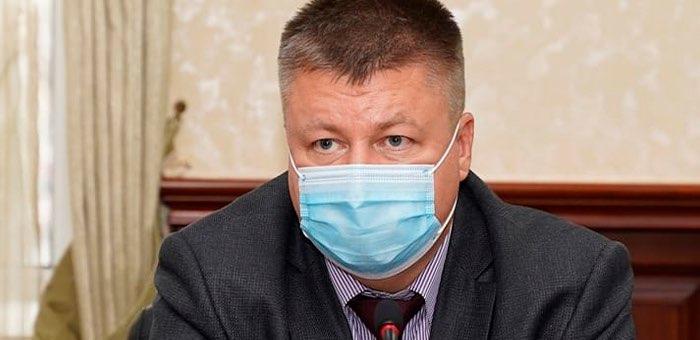 Сергей Коваленко отправлен в отставку