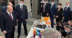 Михаил Мишустин встретился с представителями сельхозпредприятий Горного Алтая
