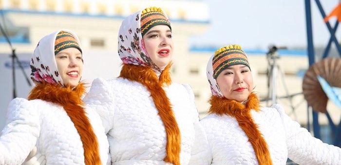 В Горно-Алтайске начался открытый городской конкурс «Масленица – затейница»