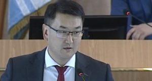 Спикером Госсобрания избран Артур Кохоев