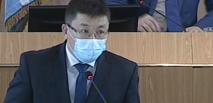 Мировым судьей в Улагане назначен Мерген Еркинов