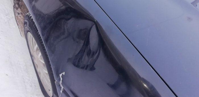 Пнул чужой автомобиль и попал под уголовное дело: сельчанин неудачно съездил в город