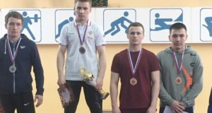 Борец из Республики Алтай завоевал бронзу на первенстве в Новосибирске