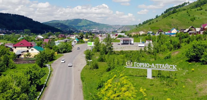 В Горно-Алтайске и Майме отремонтируют 5,4 км дорог