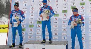 Денис Иродов успешно выступил на юношеском Первенстве России по биатлону