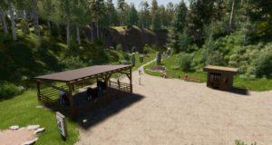 В Чемальском районе будет построен парк-музей «Верхний Барангол»