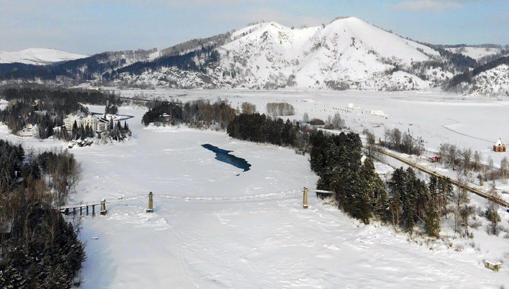 Республика Алтай заняла третье место в рейтинге «Зеленого патруля» по итогам зимы