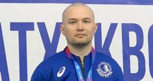 Аржан Арбаков стал двукратным чемпионом России по паратхэквондо