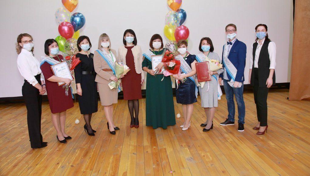 Названы победили «Неделя педагогического мастерства Республики Алтай»