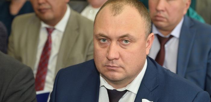 Главой Чойского района стал Игорь Русских