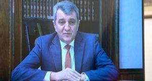 Сергей Меняйло назначен исполняющим обязанности главы Северной Осетии