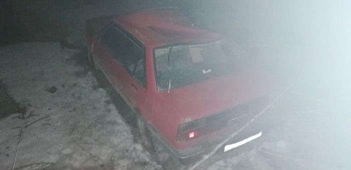 В Усть-Коксинском районе в ДТП погиб местный житель