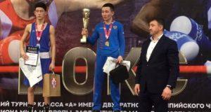 Алексей Куртугашев выиграл золото на турнире в Омске