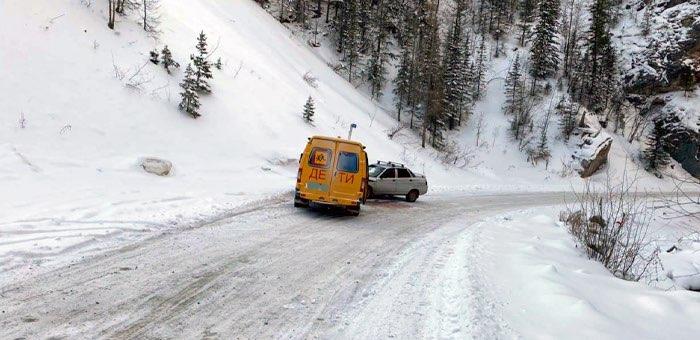 Виновником ДТП у Красных ворот признали водителя школьного автобуса