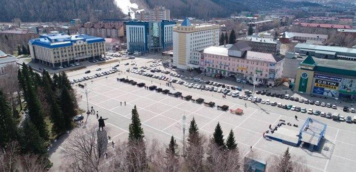 Мэрия принимает предложения по благоустройству центра Горно-Алтайска