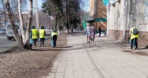 В Горно-Алтайске возобновил работу молодежный трудовой отряд