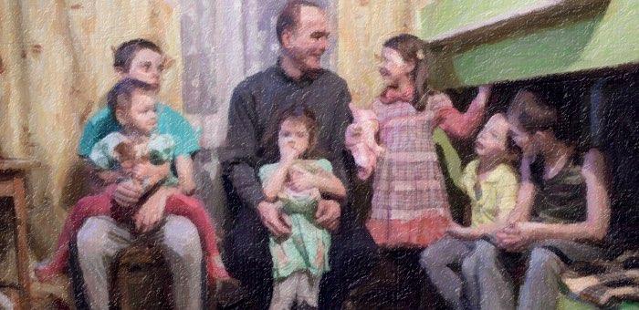 В Республике Алтай появится награда для хороших отцов
