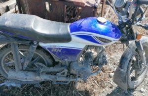 Нетрезвый водитель без прав перевернулся на мотоцикле в Усть-Коксинском районе