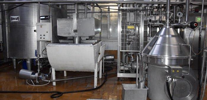 На заводе «Майма Молоко» модернизируют оборудование