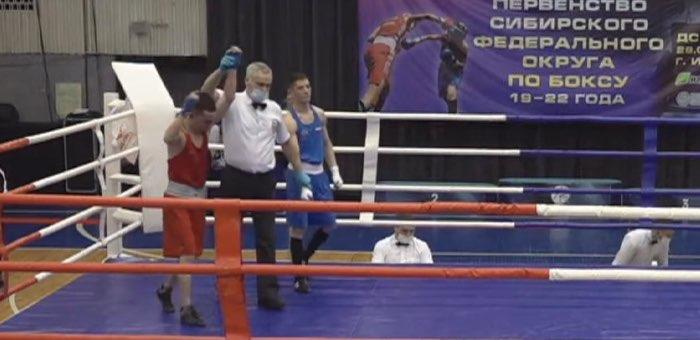 Боксер с Алтая стал победителем первенства Сибири по боксу