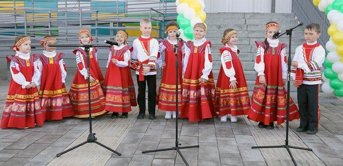 В Майме открылся детский сад «Светлячок»