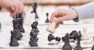 В Республике Алтай прошли соревнования по шахматам «Белая ладья»