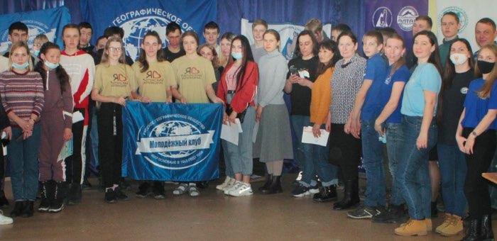 В Усть-Коксе установлен рекорд по сбору спилс-карты Республики Алтай