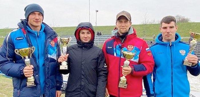 Кирилл Сеткин стал серебряным призером международных соревнований в Кракове