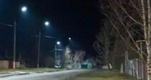 На участках дороги Ябоган – Туекта, проходящих по селам, появится уличное освещение