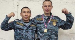 Представитель Горного Алтая стал лучшим в стрельбе среди судебных приставов Сибири