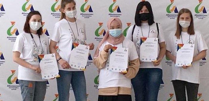Региональный чемпионат «Абилимпикс» проходит в Республике Алтай