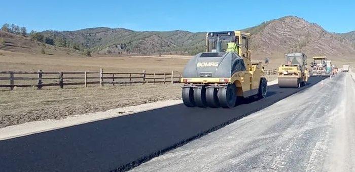 В ближайшие месяцы отремонтируют дорогу к месту проведения Эл Ойына