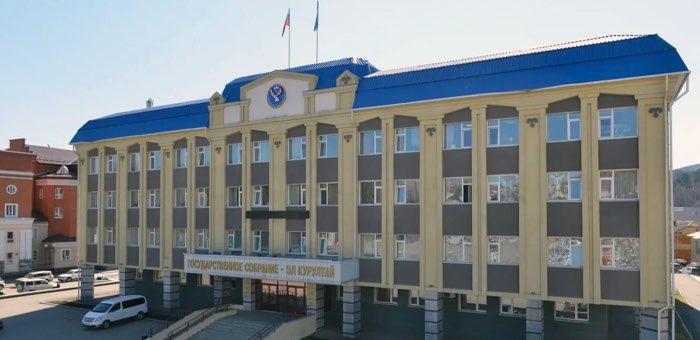 Госсобрание обнародовало ответы Олега Хорохордина на вопросы депутатов