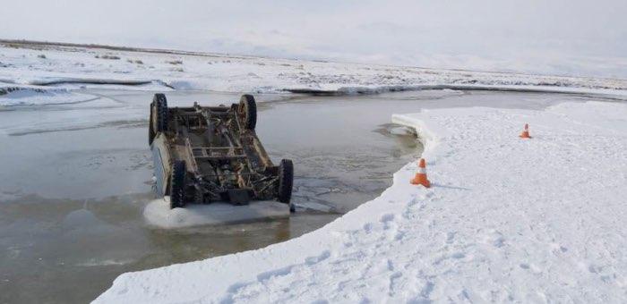 Супружеская пара трагически погибла, переправляясь через реку
