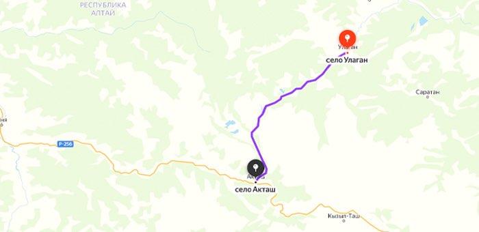 Дорогу Акташ – Улаган полностью заасфальтируют за три года